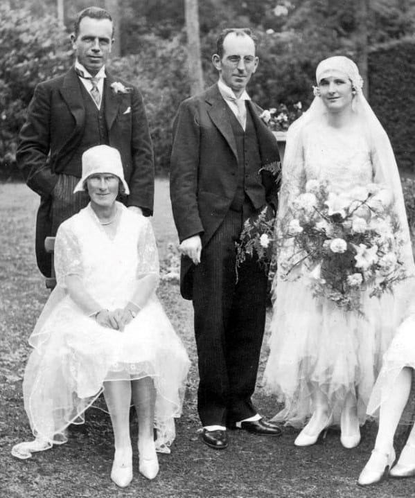 1920s Wedding Fashion For Men
