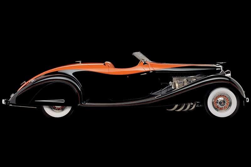1928 Duesenberg Model SJ