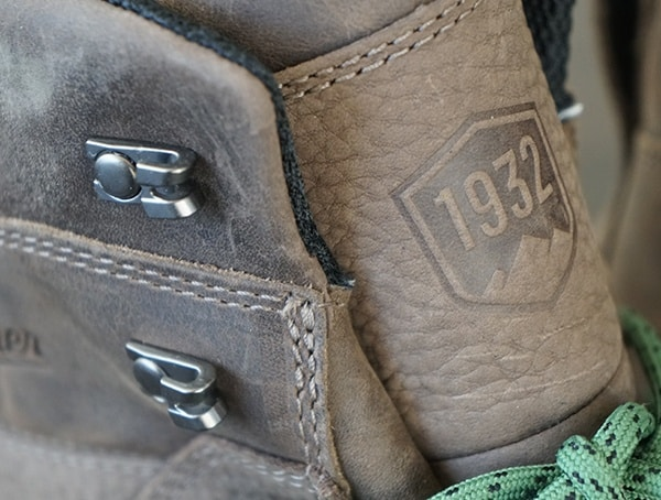 1932 Tounge Detail Leathe Rmens Hiking Danner Crag Rat Boots