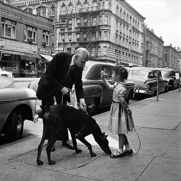 1950s Era Fashion Male