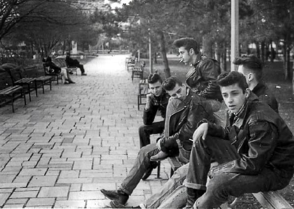 1950s Fashion Men Greaser Outfit Inspiration