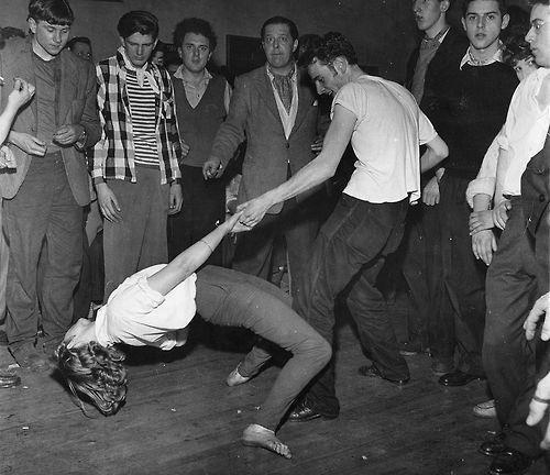 1950s Mens Fashion Casual Club Wear