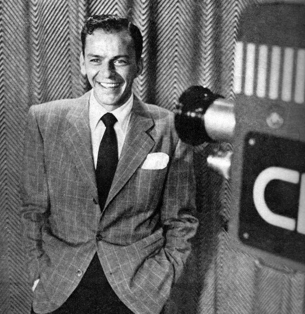 1950s News Reporter Fashion For Males