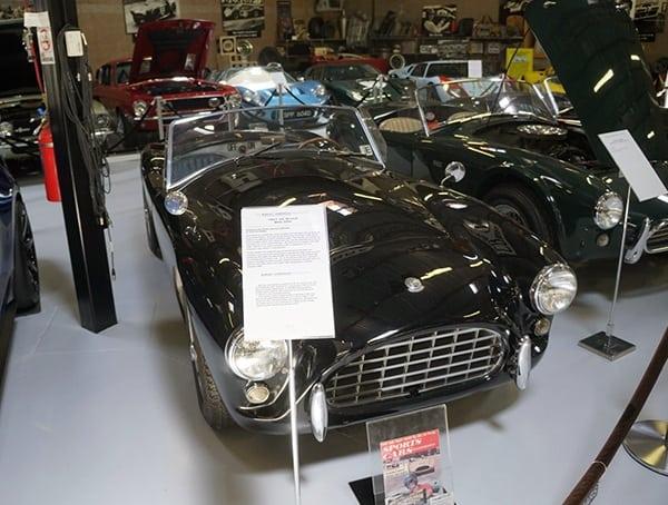 1957 Ac Bristol Bex 254