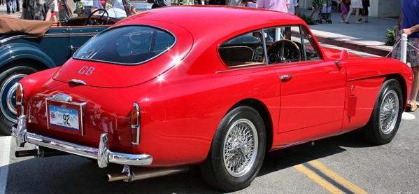 1957 Aston Martin DB2 4MKIII