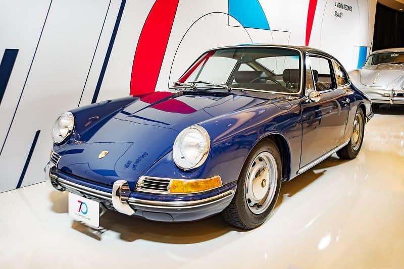 1964-Porsche-911