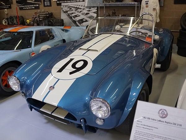 1964 Usrrc Cobra Roadster Csx2385
