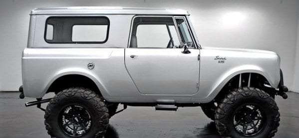 1965 International Scout 4X4