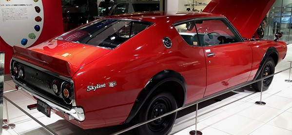 1973 Skyline Second Generation
