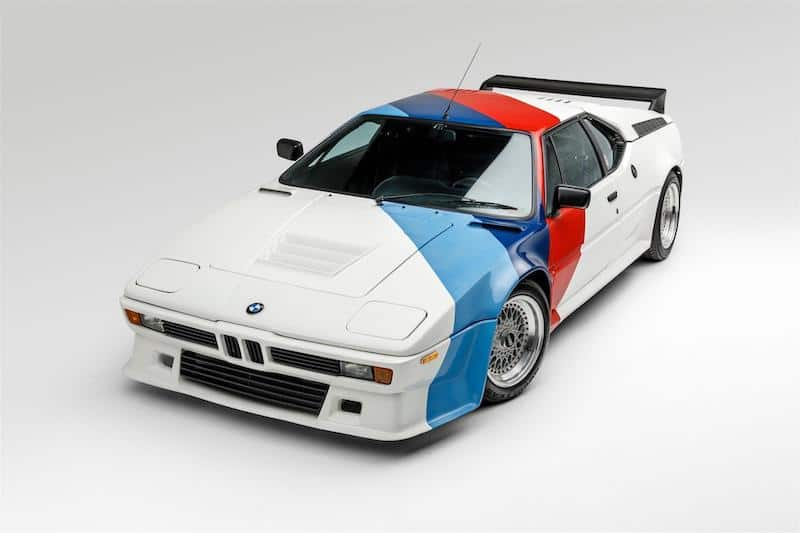 Paul Walker's Custom BMW M1 Is Up for Auction