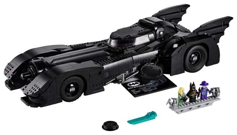 1989 Batmobile ($249.99)