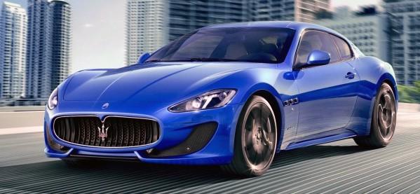 2007 Maserati Gran Turismo