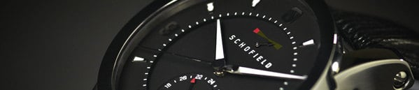 Schofield Signalman GMT PR Watch