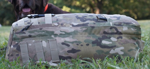 Goruck Camo Backpack