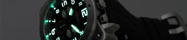 Lum Tec Bull 45 Men's Watch