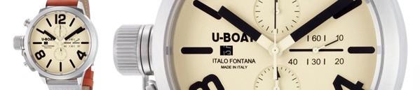 U-Boat Men's 2272 Classico Chronograph Watch