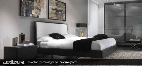 Next luxury the best modern men 39 s bedroom designs a for Room design ideas men