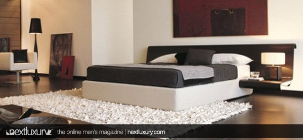 Next luxury the best modern men 39 s bedroom designs a for Mens bedroom themes