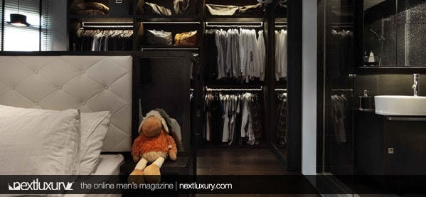 mens bedroom design