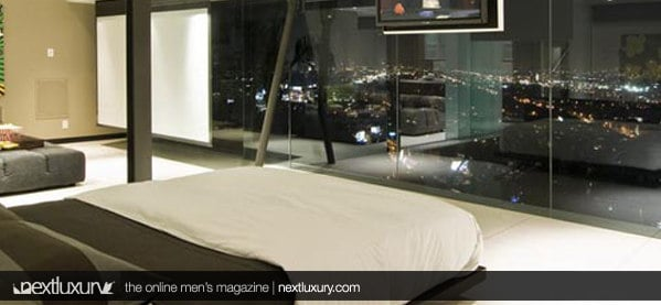 next luxury | the best modern men's bedroom designs a photo guide
