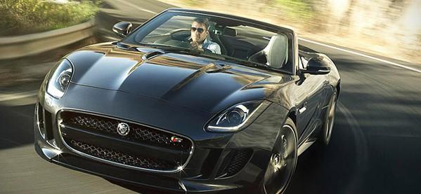 2013 Jaguar F-Type Coupe