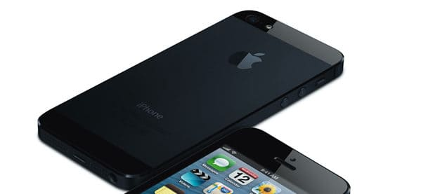 Apple iPhone 5 Back