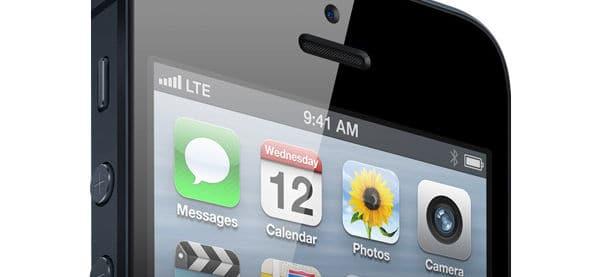Apple iPhone 5 Screen