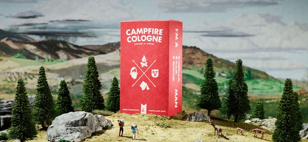 Campfire Cologne Outdoors Wood