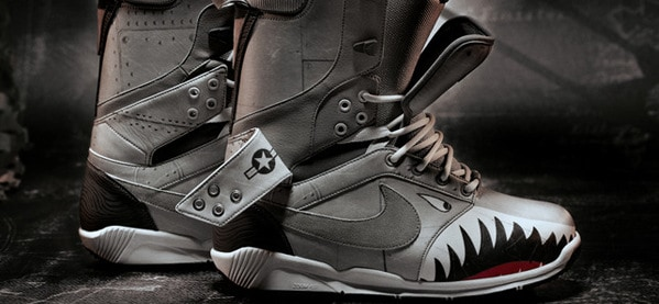 Nike Shark Snowboarding Boots
