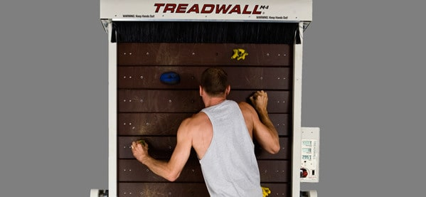 Treadwall M4 Rock Climbing Machine
