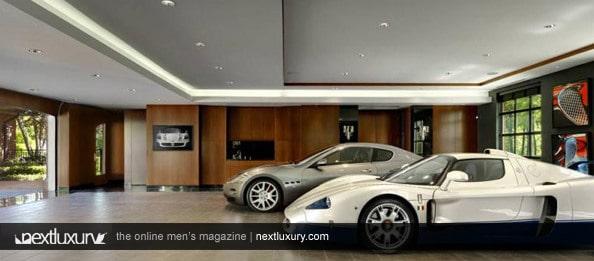 Best Modern Men's Garages
