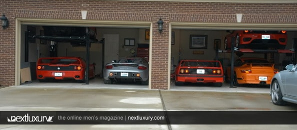 World S Best And Coolest Men S Garage Designs Garage