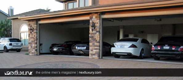 World 39 s best and coolest men s garage designs garage for Garage best auto