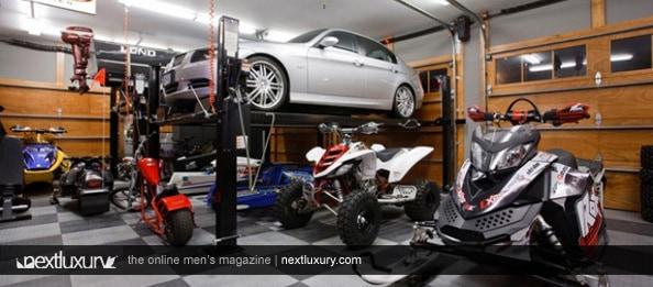 Mens Garage