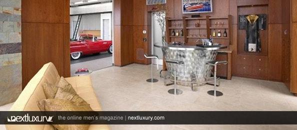 Modern Men's Garage