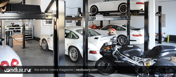 Most Expensive Garage
