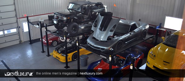 Most Expensive Garages For Men