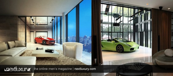 Most Expensive Garages