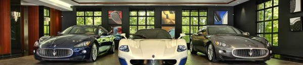 The Worlds Best And Most Expensive Men's Garages