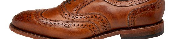 Allen Edmonds McAllister Wing Tip Shoes