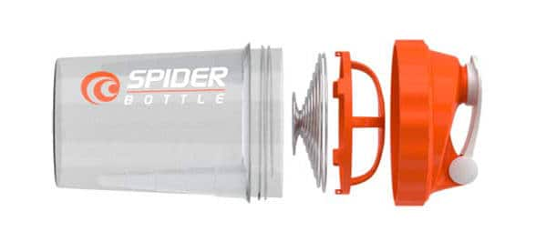 SpiderMix Maxi Bottle