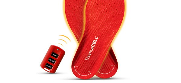 ThermaCell Heated Wireless Foot Warmers