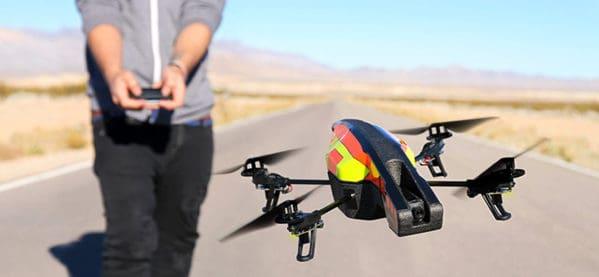 RC Parrot AR Drone 2.0 Quadricopter