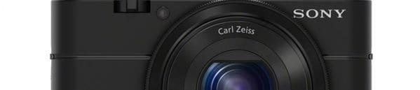 Sony DSC-RX100 Camera