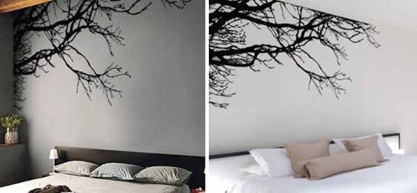 Vinyl Wall Tree Branch Decal Sticker