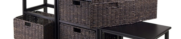 Winsome Omaha Storage Baskets