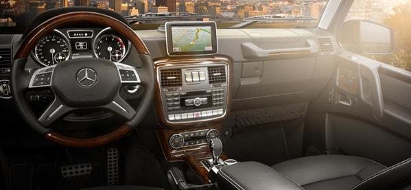 2013 Mercedes Benz G63 AMG Interior