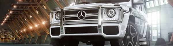 The New 2013 Mercedes-Benz G63 AMG SUV
