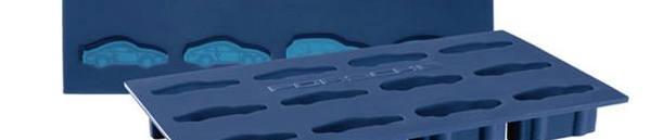 Porsche Ice Cube Tray Mold