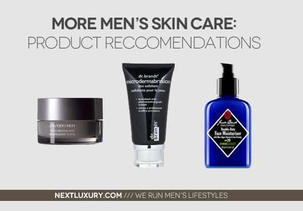 Best Mens And Guys Skin Care Products 2013